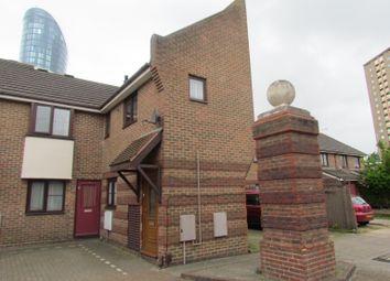 Thumbnail 2 bedroom maisonette to rent in Britain Street, Portsmouth