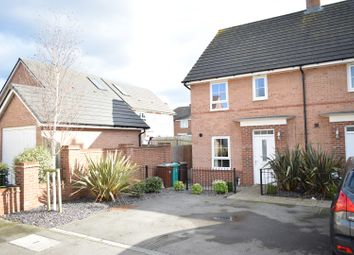 Thumbnail 3 bedroom end terrace house for sale in Breconshire Gardens, Nottingham