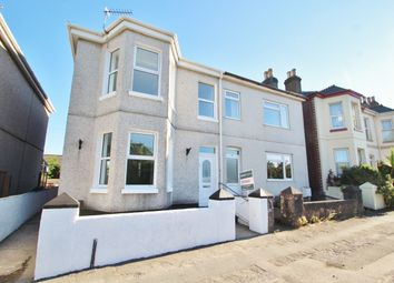 Thumbnail 3 bed semi-detached house for sale in Liskeard Road, Saltash, Cornwall