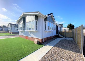 Thumbnail 2 bed detached bungalow for sale in Hazelgrove Residential Park, Milton Street, Saltburn-By-The-Sea