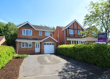 Thumbnail 4 bed detached house for sale in Chandler Grove, Rotherham