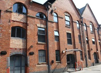 Thumbnail 2 bed flat to rent in The Old Coopers, Wetmore Road, Burton-On-Trent