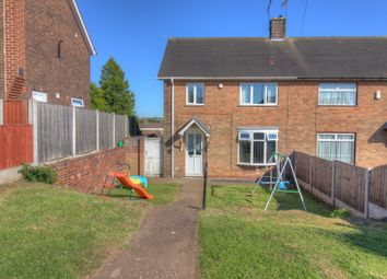 Thumbnail 3 bed semi-detached house for sale in Chippenham Road, Arnold, Nottingham