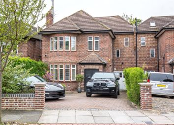 Thumbnail 6 bed semi-detached house for sale in Claremont Park, Finchley, London