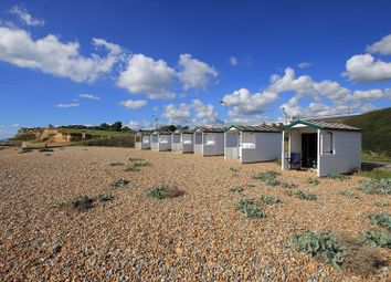 Thumbnail Mobile/park home for sale in Beach Hut, Galley Hill, Bexhill-On-Sea, East Sussex.