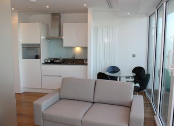Thumbnail Studio to rent in Arena Tower, 25 Crossharbour Plaza, London