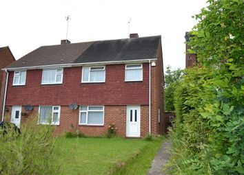 Thumbnail 3 bed end terrace house for sale in Greswold Close, Coventry, West Midlands