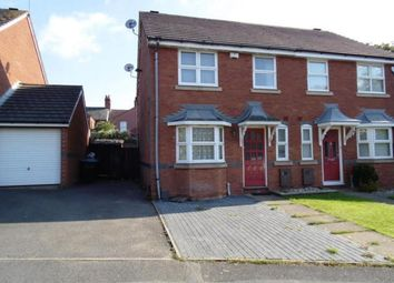 Thumbnail 3 bed terraced house to rent in Waveley Road, Coventry