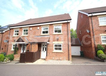 Thumbnail 4 bed semi-detached house for sale in Katherine Close, Mill Hill, London