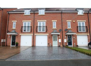 Thumbnail 4 bed terraced house for sale in Kingswood, Penshaw, Houghton Le Spring