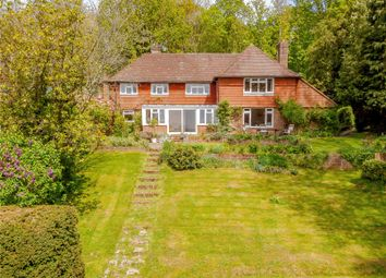 Thumbnail 4 bed detached house for sale in Fridays Hill, Haslemere, Surrey