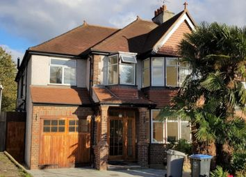 Thumbnail 5 bed semi-detached house for sale in Hill Crest Gardens, Cricklewood