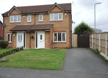 Thumbnail 3 bed semi-detached house for sale in Merrydale Drive, Croxteth, Liverpool