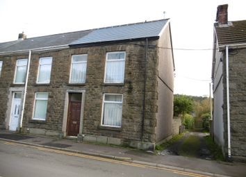 Thumbnail 3 bed end terrace house for sale in High Street, Pontardawe, Swansea.