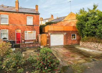 Thumbnail 2 bed semi-detached house for sale in Charlton Street, Macclesfield