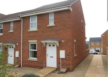 Thumbnail 2 bed end terrace house to rent in Casson Drive, Stoke Park, Stapleton, Bristol