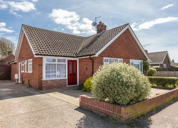 Thumbnail 2 bed semi-detached bungalow for sale in Barnsite Gardens, Rustington, Littlehampton
