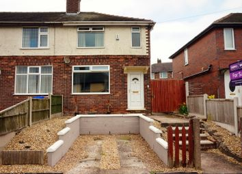 Thumbnail 2 bed semi-detached house for sale in Redwood Place, Meir, Stoke-On-Trent