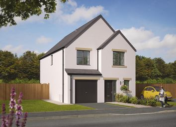 "Thumbnail 4 bed detached house for sale in ""The Ashbury"" at Mansfield Road, Clowne, Chesterfield"