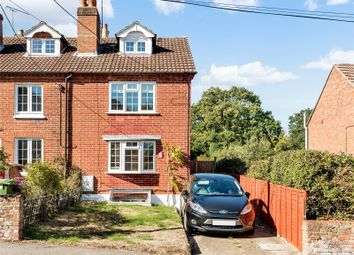 Thumbnail 2 bed end terrace house for sale in Church Road, Old Bishopstoke, Eastleigh, Hampshire