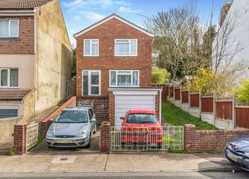 Thumbnail 3 bed detached house for sale in Constitution Road, Chatham, Kent