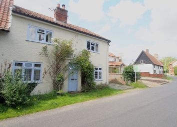 Thumbnail 3 bedroom semi-detached house for sale in Hall Moor Road, Hingham, Norwich