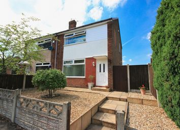 Thumbnail 2 bed semi-detached house for sale in Edinburgh Drive, Wigan