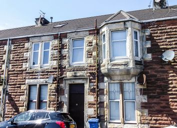 Thumbnail 3 bed maisonette for sale in Springvale Street, Saltcoats