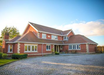 Thumbnail 5 bed detached house for sale in Liverpool Road, Lydiate, Liverpool