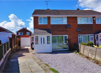 Thumbnail 3 bed semi-detached house for sale in Hafod Close, Deeside