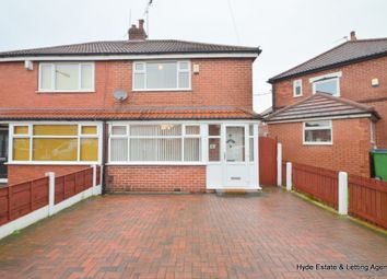 2 bed semi-detached house to rent in Wordsworth Road, Stockport SK5