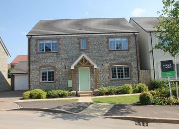 Thumbnail 4 bedroom detached house to rent in Wand Road, Wells