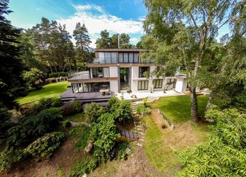 Thumbnail 6 bed detached house for sale in Avon Castle Drive, Ringwood