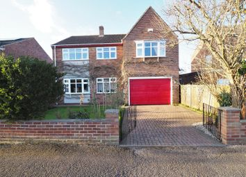 Thumbnail 4 bed detached house for sale in The Hemplands, Collingham, Newark