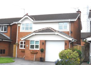 Thumbnail 3 bed detached house for sale in Kingfisher Drive, Poulton Le Fylde