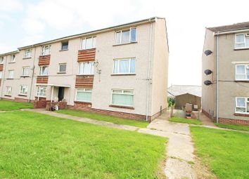 Thumbnail 2 bed flat for sale in Observatory Avenue, Hakin, Milford Haven, Pembrokeshire.