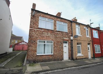 Thumbnail 2 bed end terrace house to rent in Dixon Street, Skelton-In-Cleveland