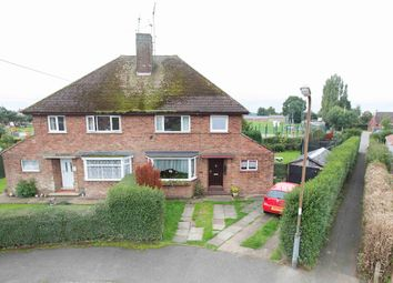 Thumbnail 3 bedroom semi-detached house for sale in Fulwell Avenue, Gretton, Corby