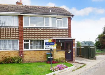 Thumbnail 2 bed end terrace house for sale in Highdown Drive, Littlehampton