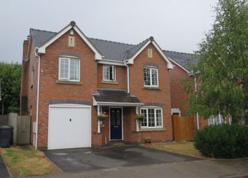 Thumbnail 4 bed detached house for sale in Hammond Green, Wellesbourne, Warwick