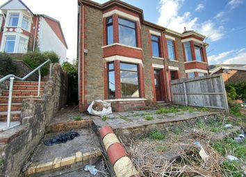 4 bed semi-detached house for sale in Ynyshir -, Porth CF39