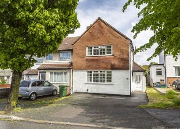 Thumbnail 3 bedroom terraced house for sale in Browning Avenue, Worcester Park