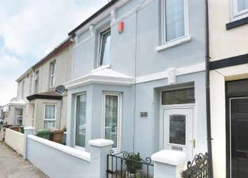 Thumbnail 2 bed terraced house for sale in Alvington Street, Cattedown, Plymouth