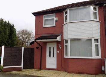 Thumbnail 3 bedroom property for sale in Hinstock Crescent, Gorton, Manchester