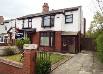Thumbnail 3 bedroom semi-detached house for sale in Lever Edge Lane, Bolton, Greater Manchester