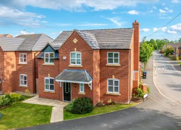 Thumbnail 4 bedroom property for sale in Penley Hall Drive, Penley, Wrexham