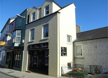 Thumbnail 2 bedroom town house for sale in 4 West Street (The Hair Studio), Fishguard, Pembrokeshire