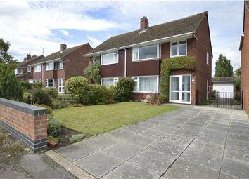 Thumbnail 3 bed semi-detached house for sale in Dark Lane, Swindon Village