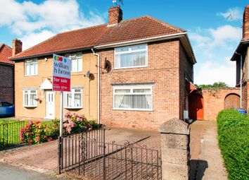 Thumbnail 3 bed semi-detached house for sale in Beech Road, Armthorpe, Doncaster