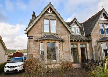 Thumbnail 3 bed semi-detached house for sale in Stoneyholm Road, Kilbirnie, North Ayrshire